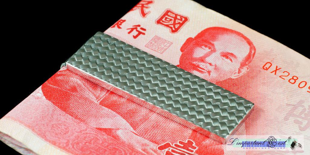 編織造型鈔票夾