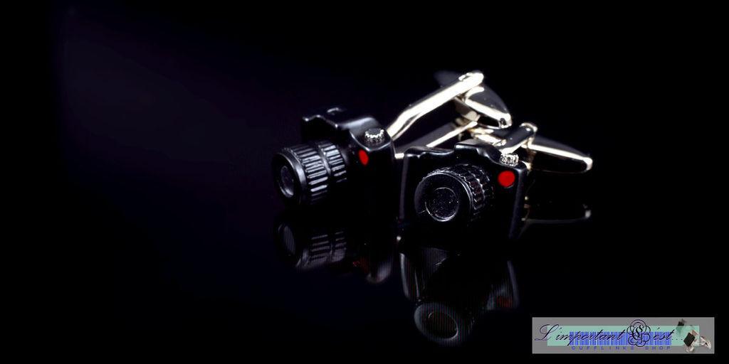 DSLR單眼相機袖扣