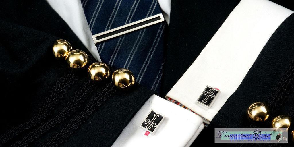 風格領帶夾