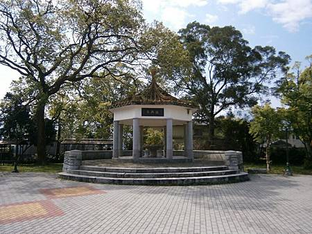 佐久間總督紀念碑原址