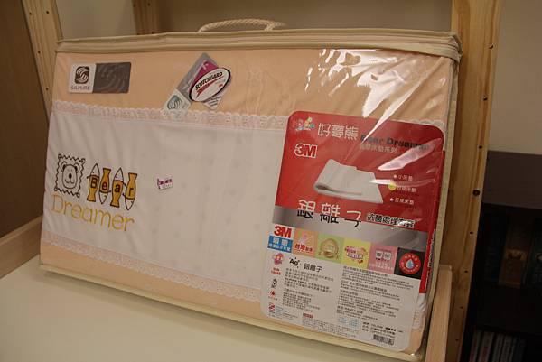 3M乳膠床墊