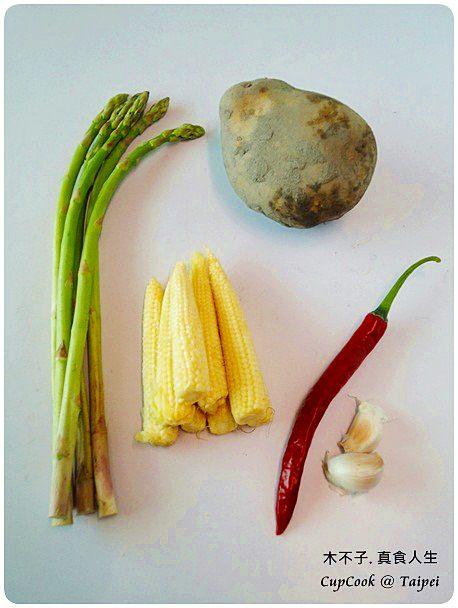 免油煙水炒馬鈴薯 potato process (1)