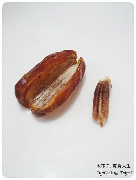 椰棗核桃糕 製作 (3)
