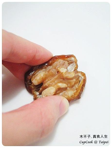 椰棗核桃糕 製作 (4)