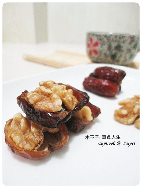 椰棗核桃 Dates with Walnuts (4)