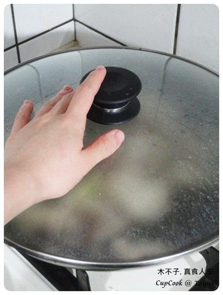 黑木耳炒杏鮑菇 mashrrom 食譜 (5)