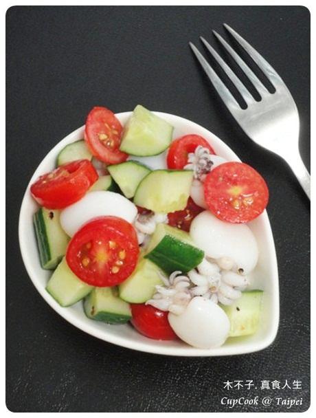 油醋涼拌小花枝 olive oil squid  final (1)
