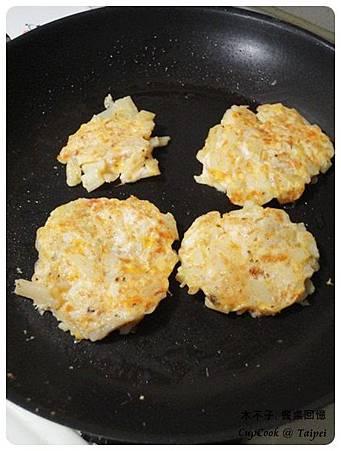 起司馬鈴薯煎餅 Potato hash (7)