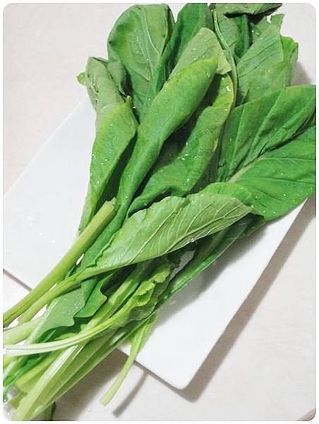 涼拌小松菜 (1)