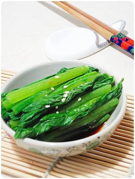 涼拌小松菜 (9)