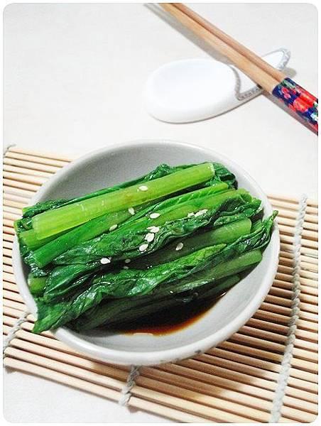涼拌小松菜 (7)
