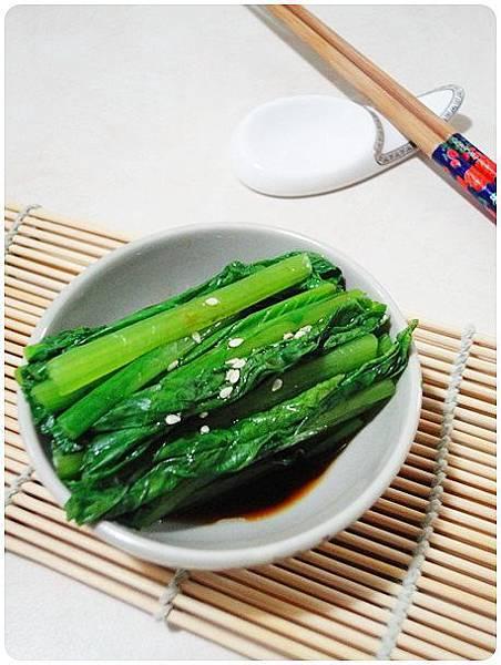 涼拌小松菜 (8)