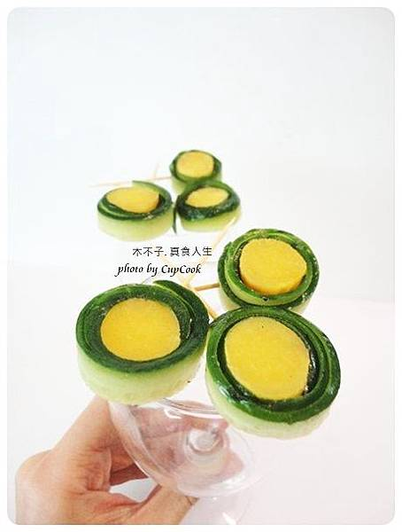 派對料理 cucumber sweet potato pop (9)