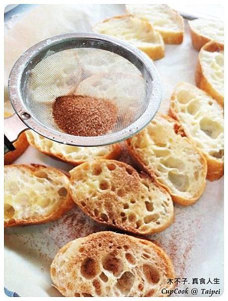 肉桂烤餅  cinnamon  Rusk Recipe (7)
