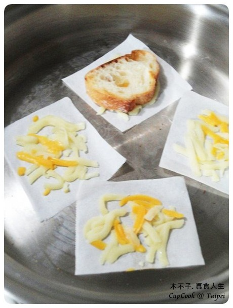 起司烤餅 cheese rusk process (1)
