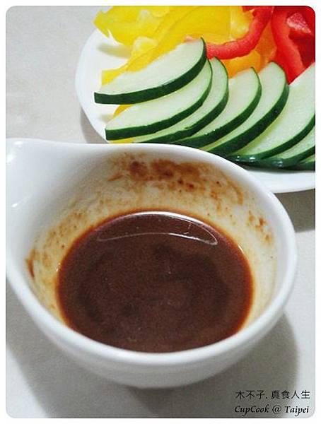 京醬炒烏龍 fry noodle (3)
