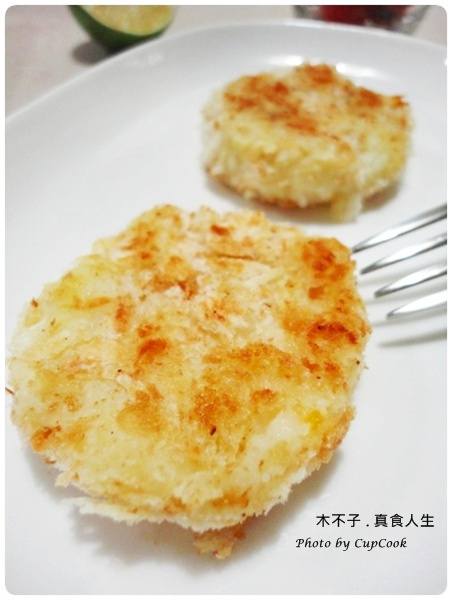 No Fried Cheese Potato Pancake (3)