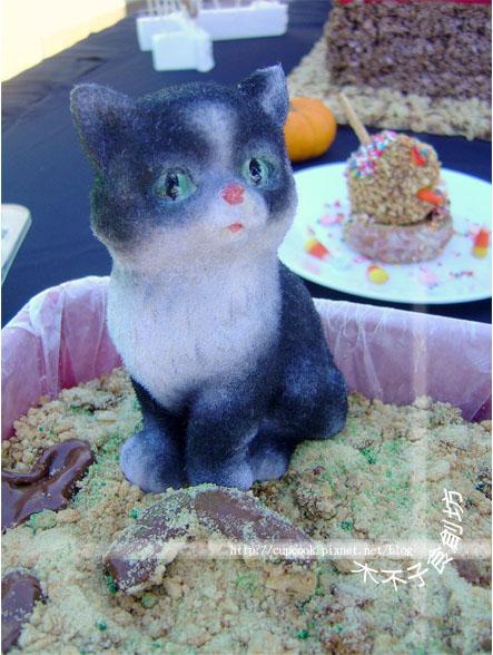 超可愛貓咪萬聖節餐點