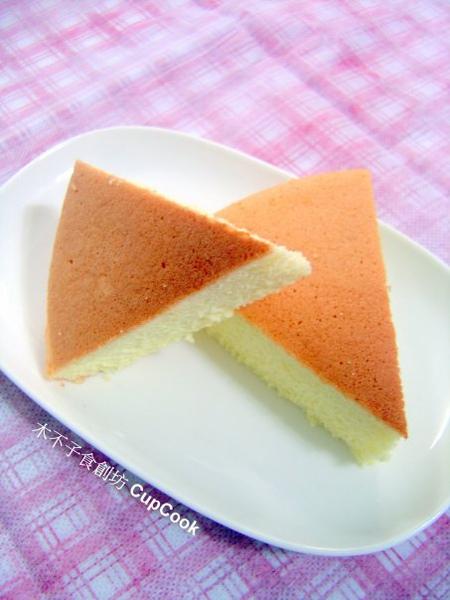 免烤箱烤蛋糕