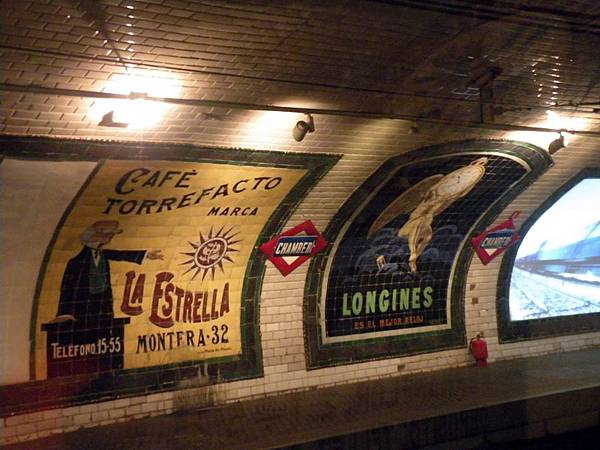 longines metro madrid