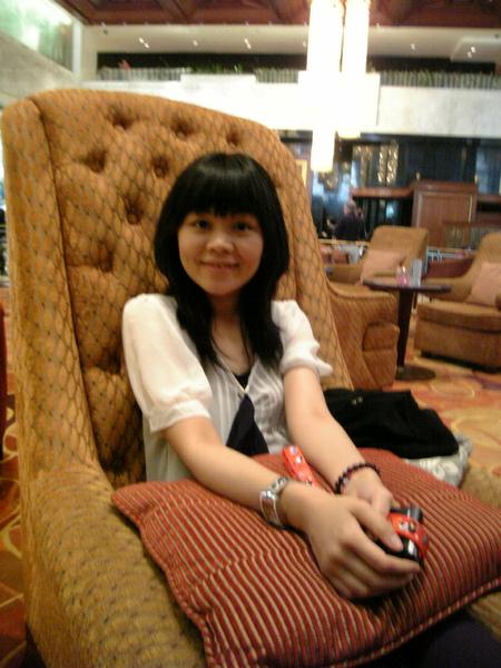 香江飯店大廳