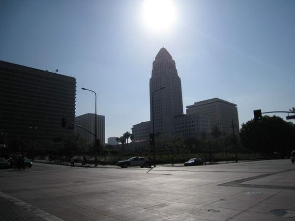 LA市政大樓
