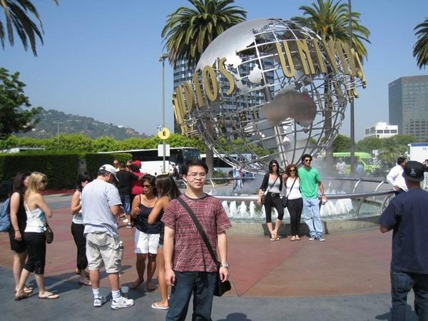 Universal Studio門口