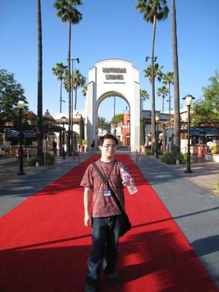 環球影城紅地毯