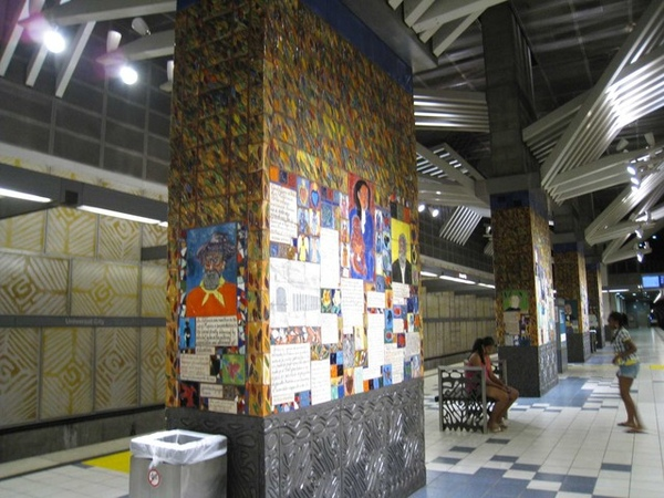 Universal City站
