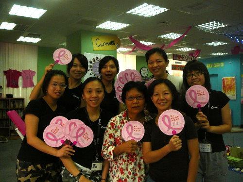 乳癌防治講座