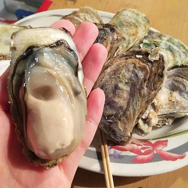 海口人烤蚵 (5).JPG