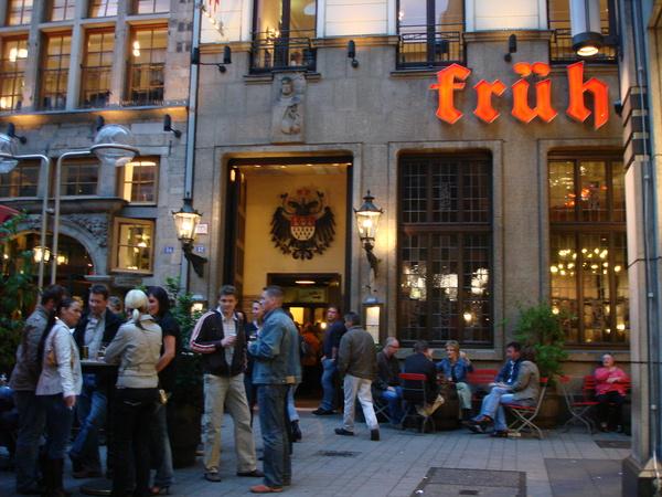 德國有名的啤酒餐廳
