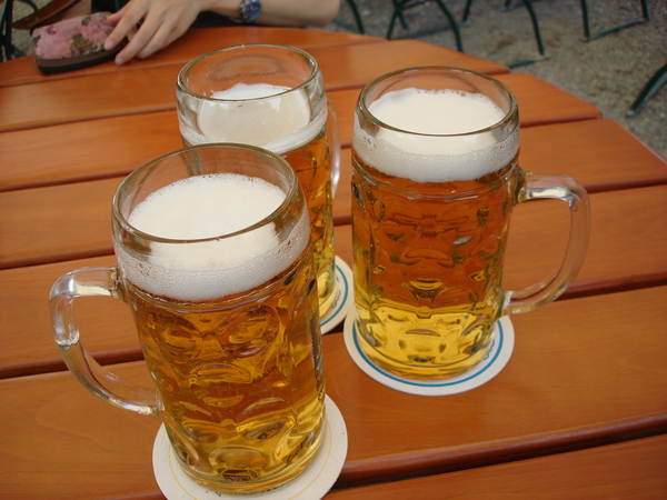 三大杯啤酒