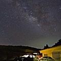 2013-5-14合歡石門山銀河