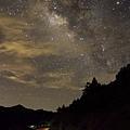 2013-7-1 合歡石門山銀河