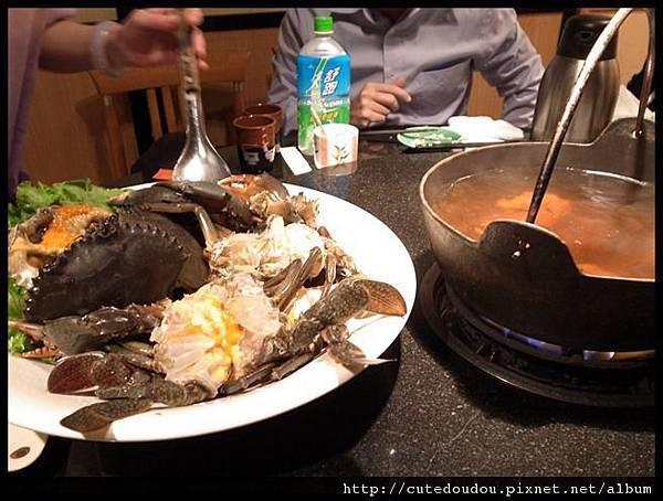 春日 螃蟹鍋