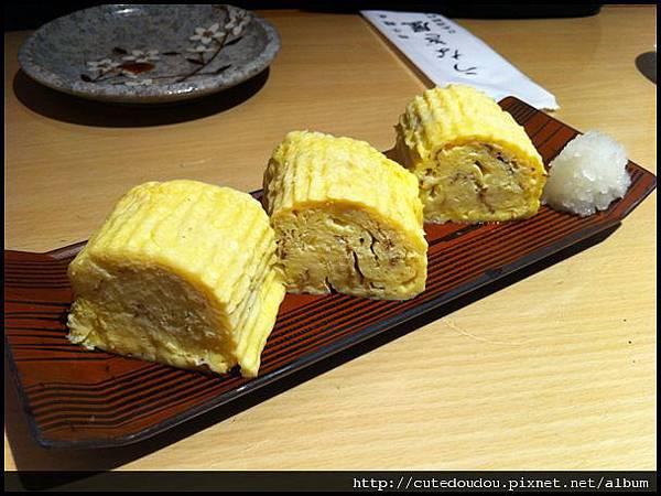 美味的 Tamago 燒