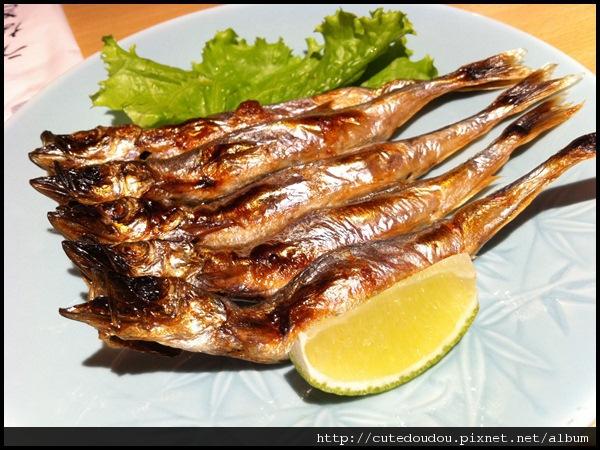蛋蛋魚 (柳葉魚)