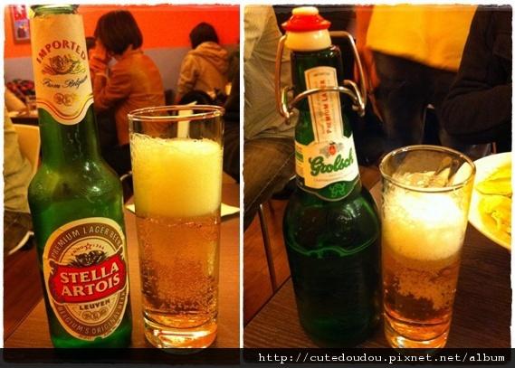 creative pasta :: beers