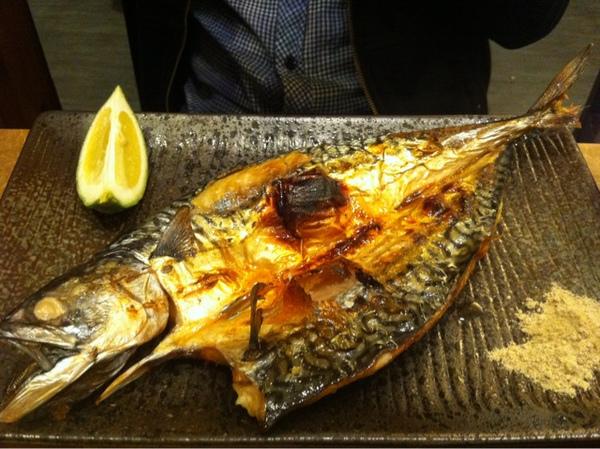 金泰 烤鯖魚