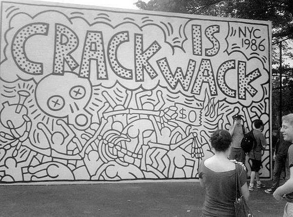 crack is wack