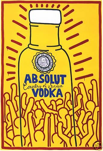 Absolute Vodka