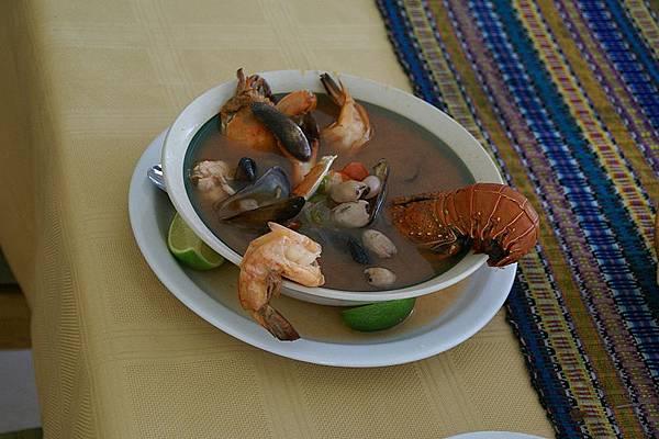 seven seas soup