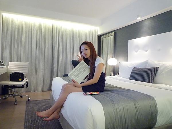 飯店-美麗華  有網路呢真方便