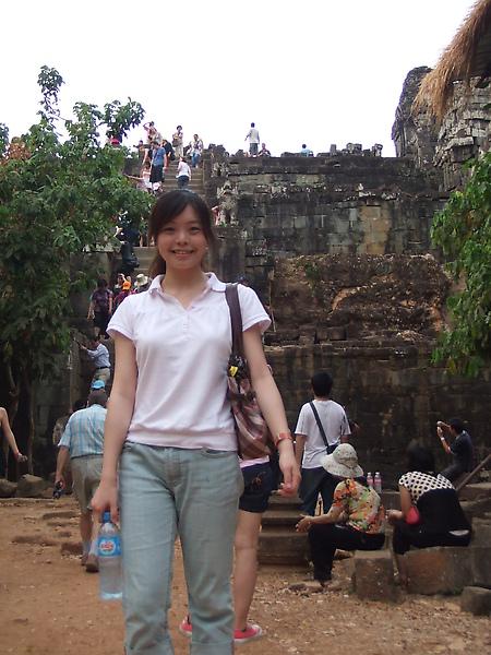 山上的神殿~巴肯寺