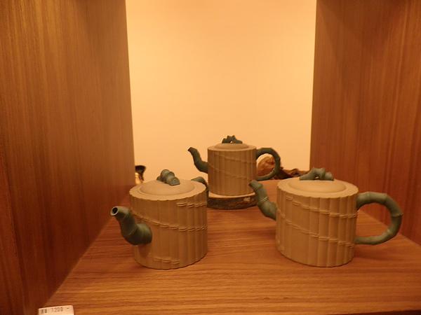 我最喜歡這個茶壺的造型