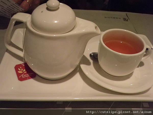 黃金香柚茶