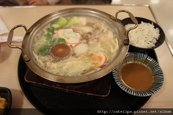 長崎海陸白湯火鍋