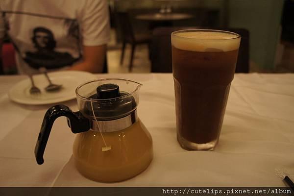 熱奶茶&紅茶