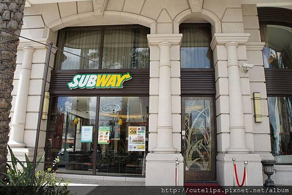 Subway致穩店